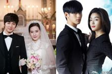 12 Pasangan artis Korea ini langganan adu akting jadi kekasih
