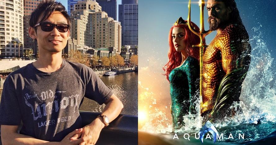 6 Film horor terbaik karya James Wan sutradara film Aquaman
