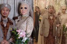 8 Momen resepsi pernikahaan Opick & Bebi Silvana, penuh kebahagiaan