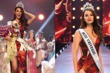10 Fasilitas mewah juara Miss Universe 2018, ada mahkota Rp 3,6 M