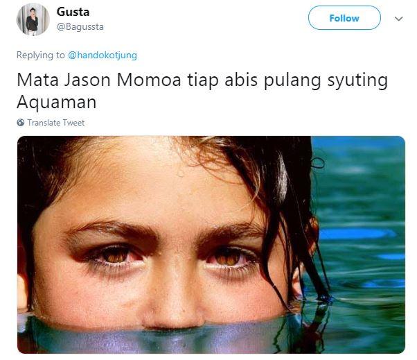 meme jason momoa © 2018 berbagai sumber