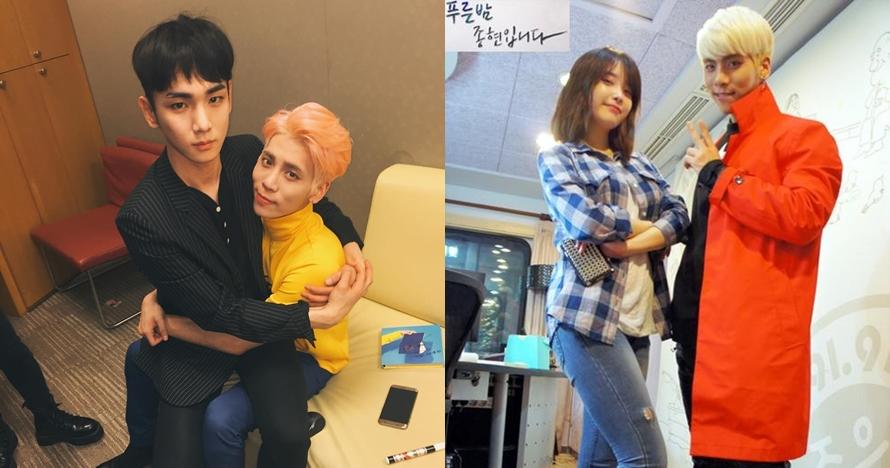 10 Momen kenangan Jonghyun SHINee & sahabat ini bikin fans rindu