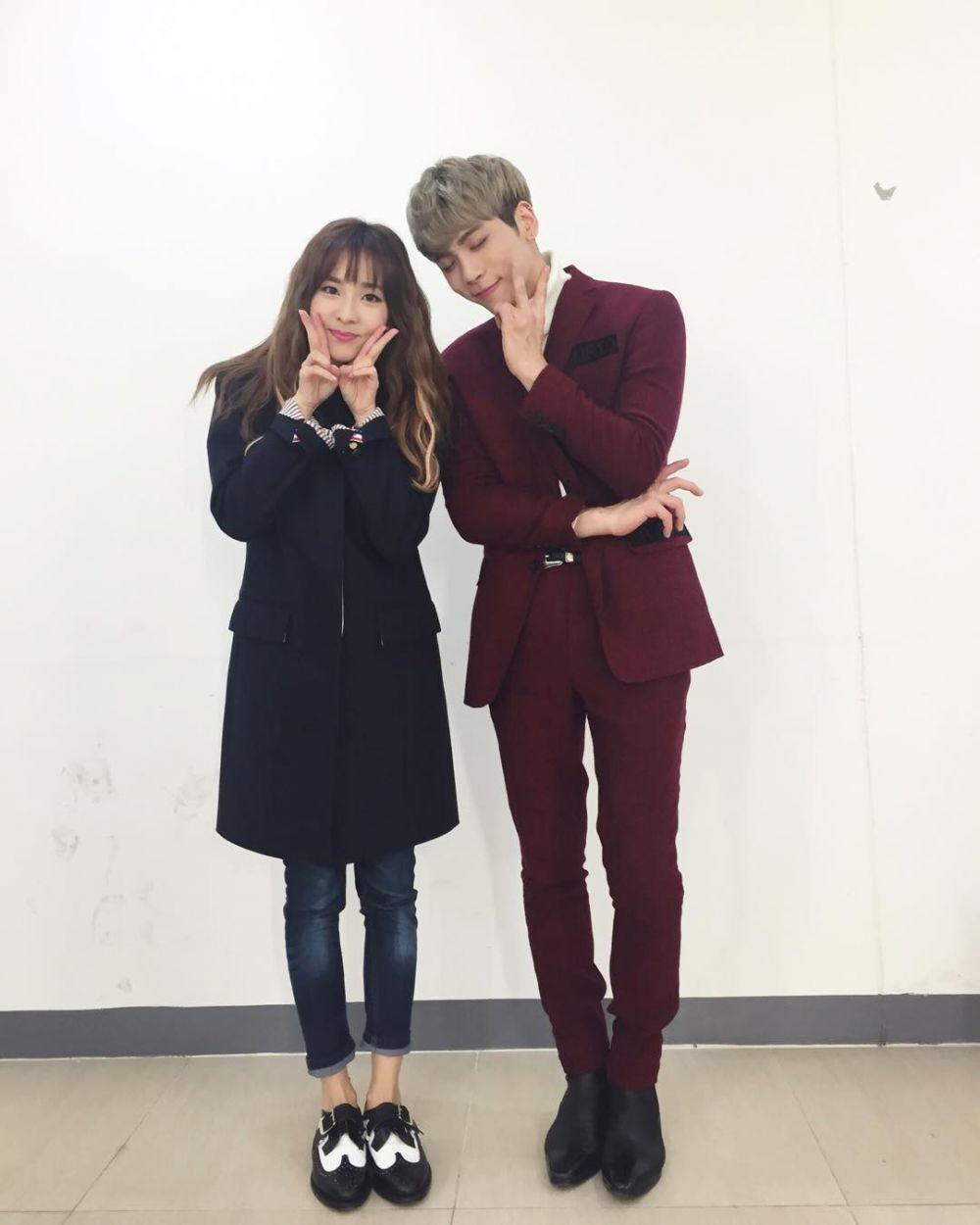 Jonghyun dan sahabat kenangan © 2018 brilio.net
