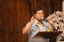 4 Momen saat Prabowo 'sentil' wartawan