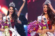 10 Potret masa kecil Catriona Gray Miss Universe 2018, imut abis