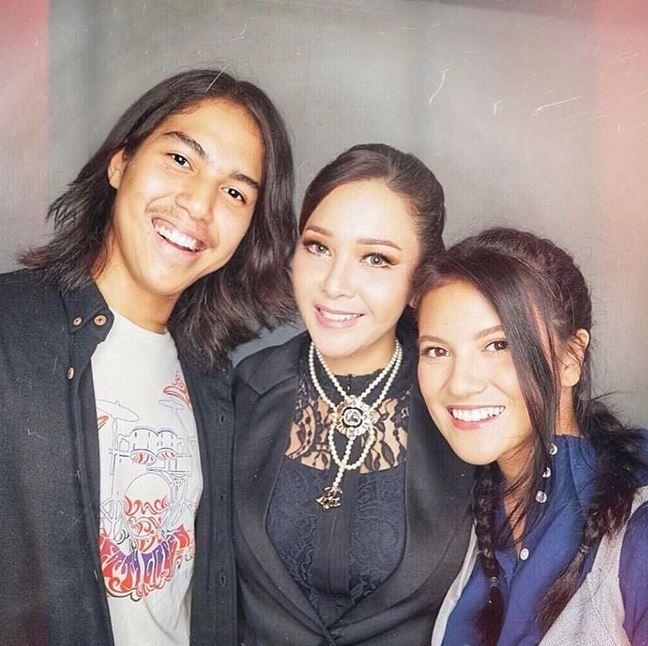 Maia dan Marsha Aruan instagram