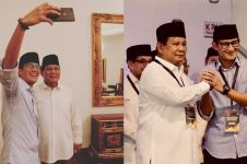 8 Potret masa kecil Prabowo-Sandiaga Uno, bikin pangling