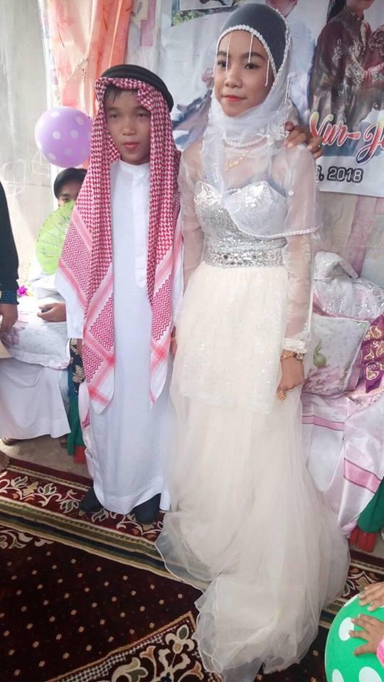 fakta pernikahan bocah © Facebook/rohana.asmawil