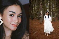 9 Pesona Citra Kirana jadi gadis desa di Nagabonar, cantik alami