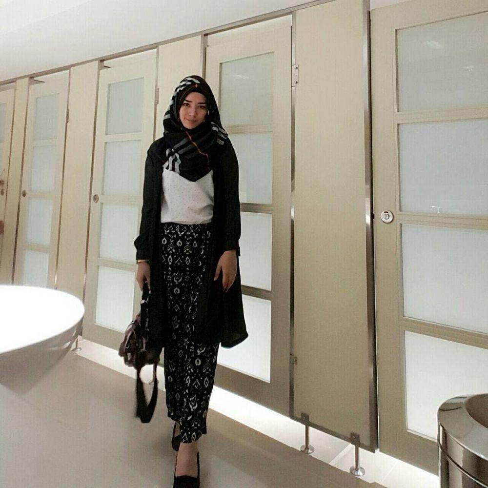 Hijab Bebi Silvana  © 2018 brilio.net