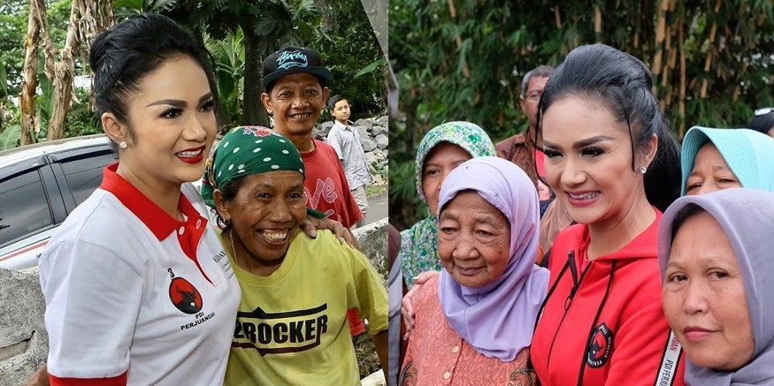 Krisdayanti bakal rayakan tahun baru di Bali, ini alasannya