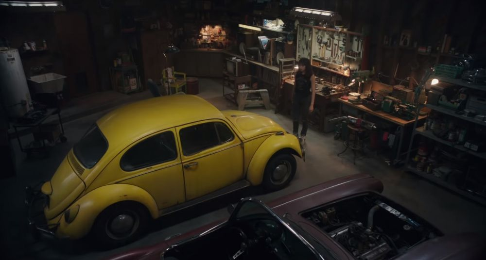 fakta film bumblebee © YouTube/Paramount Pictures