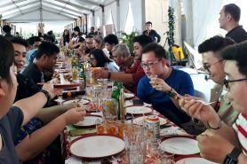 Finger Food Festival pertama di Indonesia, seru mengeksplor rasa