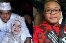 Heboh foto pengantin mirip Sule, ternyata ini faktanya