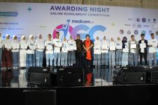 360 Siswa dari seluruh Indonesia ini akhirnya dapat beasiswa OSC 2018