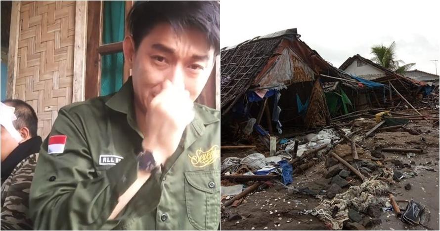 Tsunami terjang Tanjung Lesung, bassis band Seventeen jadi korban