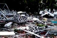 Ini data korban & kerusakan terbaru tsunami Selat Sunda, 430 tewas