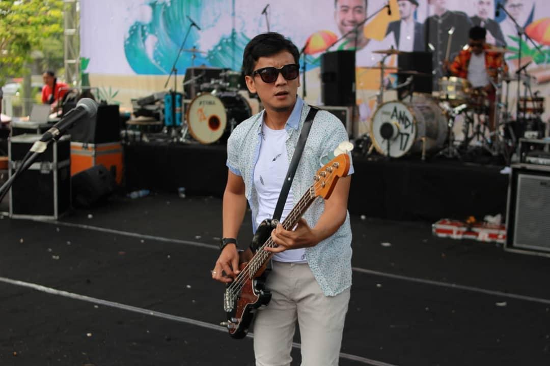 4 Fakta Bani, bassis Seventeen korban tsunami Tanjung Lesung
