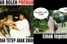 11 Meme lucu liku-liku kehidupan preman ini bikin ngakak