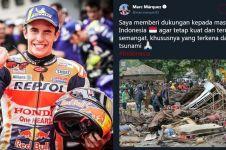 Tsunami Banten, 5 atlet dunia ini sampaikan belasungkawa