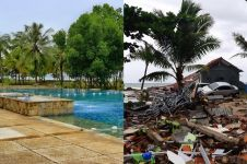 11 Potret Tanjung Lesung Resort sebelum diterjang tsunami Banten