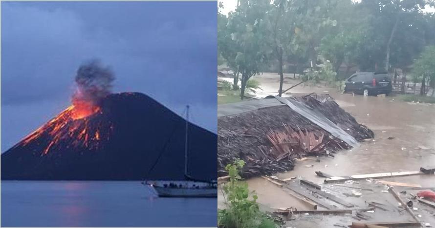 Ini kata pakar soal pemicu peringatan tsunami di Banten tak aktif