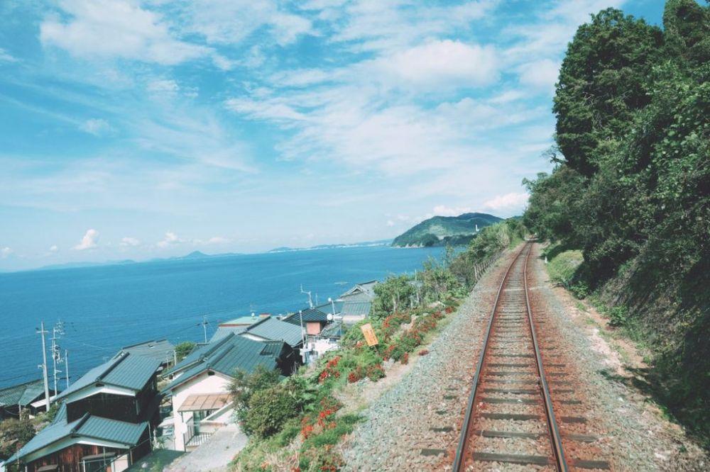 stasiun Shimonada pinterest