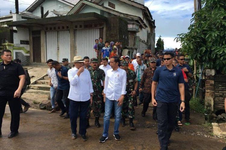 Presiden Jokowi instruksikan alat deteksi dini tsunami diperbanyak