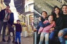 6 Seleb rayakan Natal di luar negeri bareng keluarga