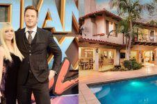 10 Potret rumah Chris Pratt & Anna Faris, dijual Rp 70 miliar