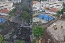 9 Potret terkini Jalan Gubeng Surabaya setelah diperbaiki