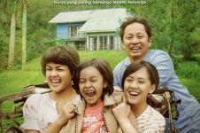 Film Keluarga Cemara tayang 3 Januari, wajib nonton bareng keluarga!