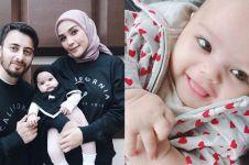 13 Potret lucu anak Hamidah-Irvan Farhad, matanya curi perhatian
