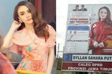 Cerita Dylan Sahara, ternyata caleg dan putri anggota DPR RI