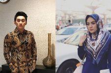 Beda jalan politik Ifan Seventeen dan istrinya Dylan Sahara