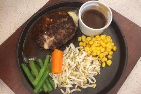 Restoran ini hadirkan konsep makanan Jepang dan Amerika