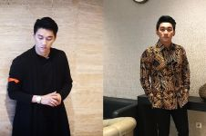 8 Transformasi Ifan Seventeen dari rambut gondrong hingga cepak