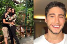 10 Pesona Eryck Amaral, bule ganteng pasangan Aura Kasih