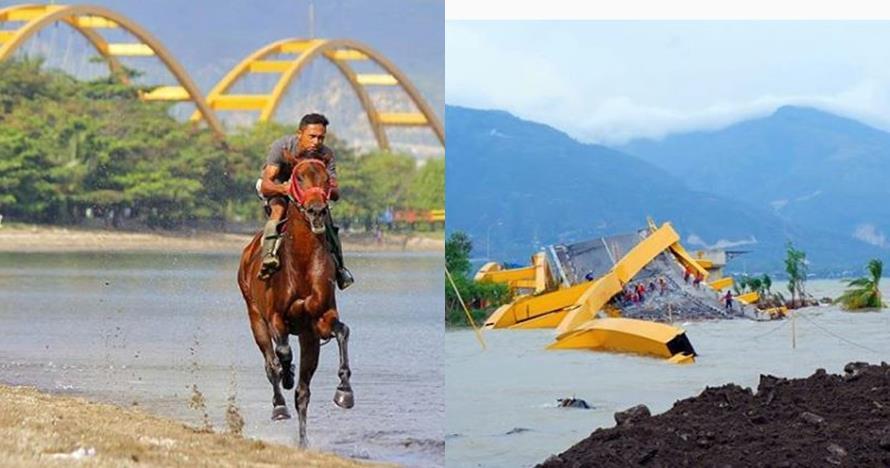 9 Pantai cantik di Indonesia ini pernah dihantam tsunami