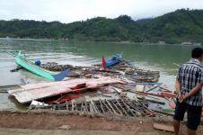 Dua desa di Lampung Selatan rata akibat tsunami