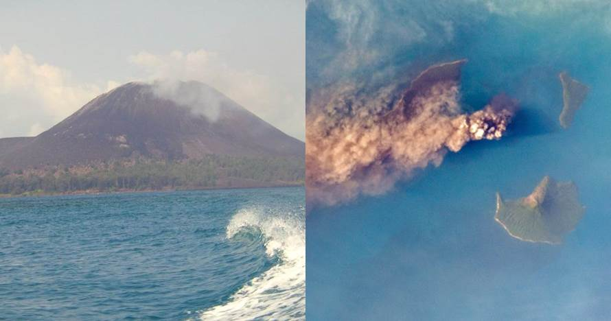 Gunung Anak Krakatau naik status Siaga, zona bahaya jadi 5 km