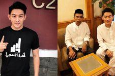 11 Potret Ifan Seventeen hadiri pengajian, ada yang bareng Arie Untung