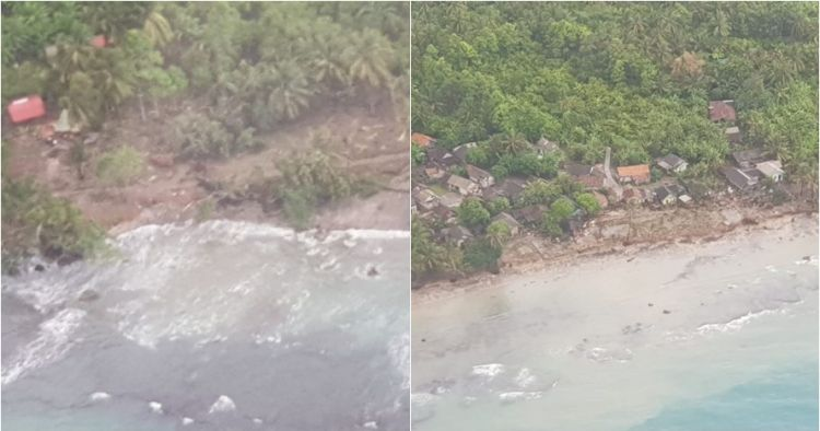 Anak Krakatau Siaga, BMKG: waspada potensi tsunami Selat Sunda