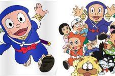 Mengenang film kartun 90-an, ini 11 fakta tokoh kartun Ninja Hattori