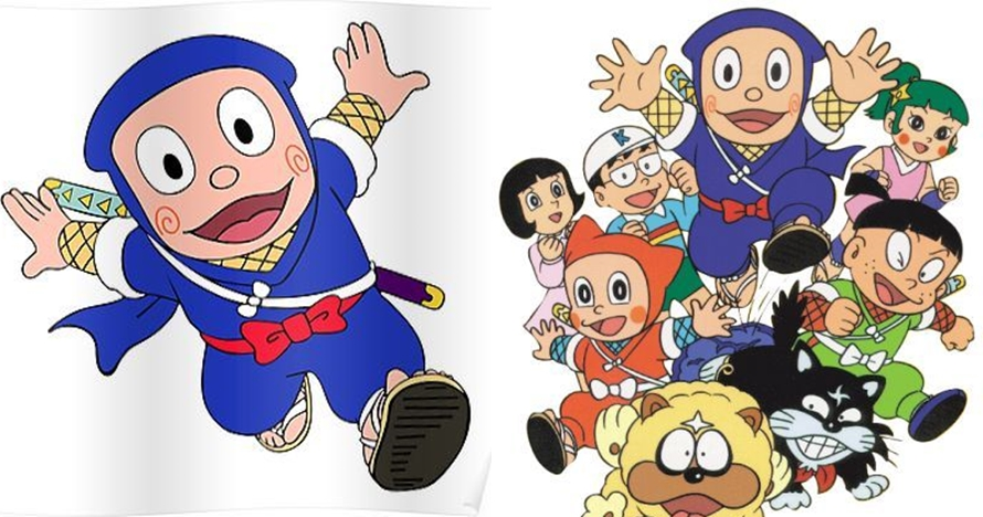 Mengenang Film Kartun 90 An Ini 11 Fakta Tokoh Kartun Ninja Hatt
