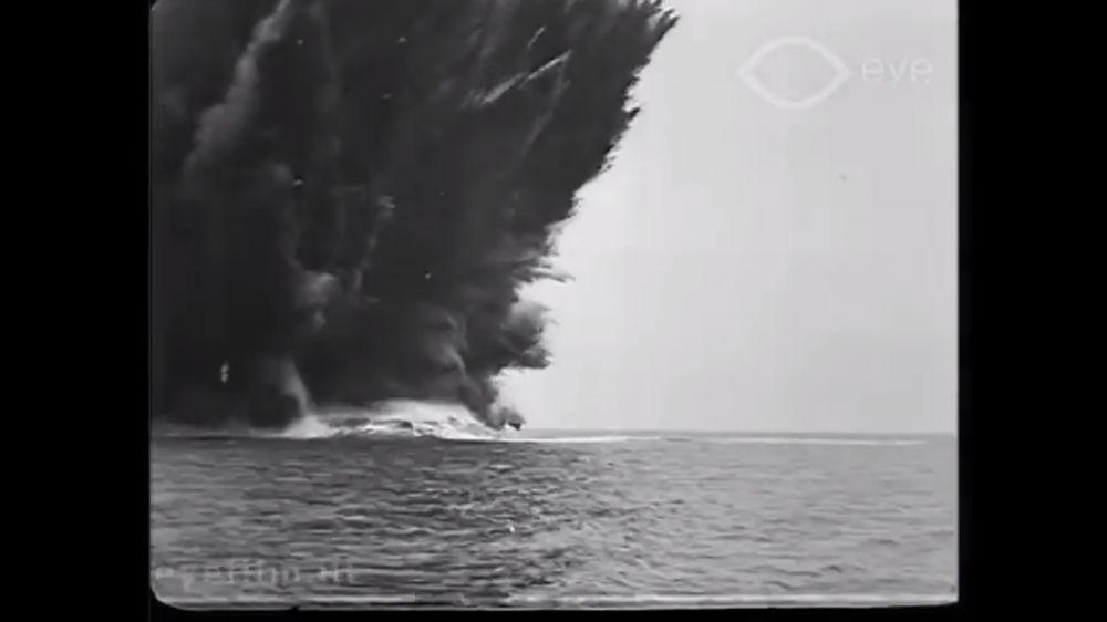 anak krakatau tahun 1927 instagram
