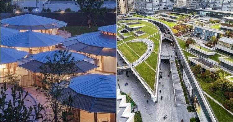 10 Bangunan terindah Architectural Festival 2018, detailnya kece