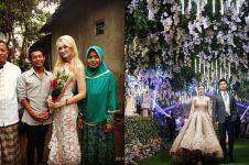 5 Kisah cinta viral Indonesia 2018, nikahi bule sampai crazy rich