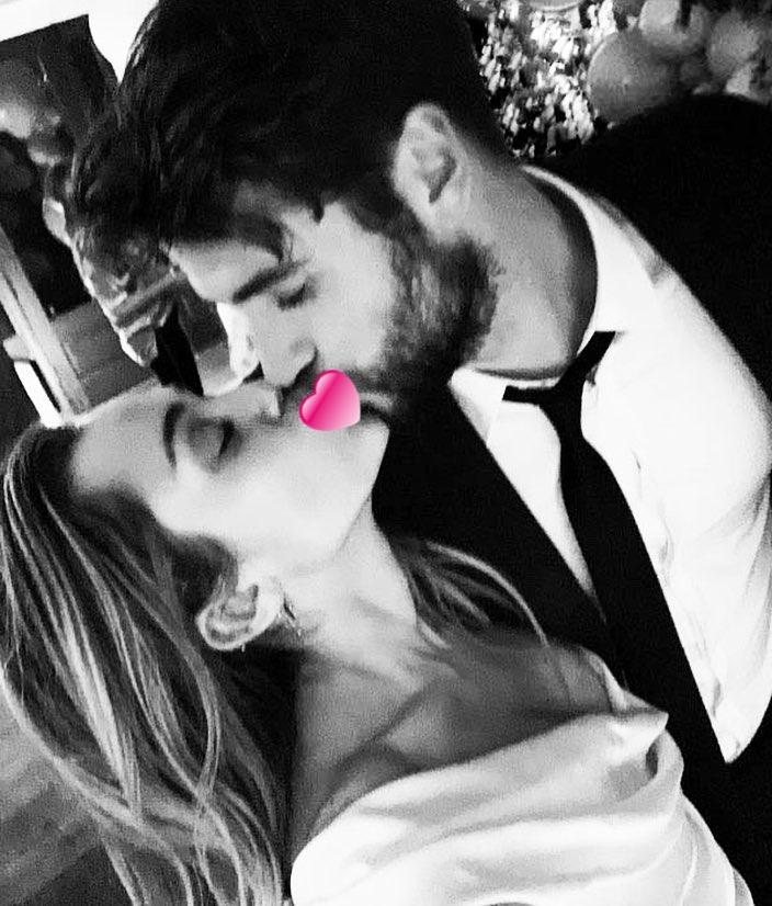 liam hemsworth dan Miley Cyrus © 2018 brilio.net