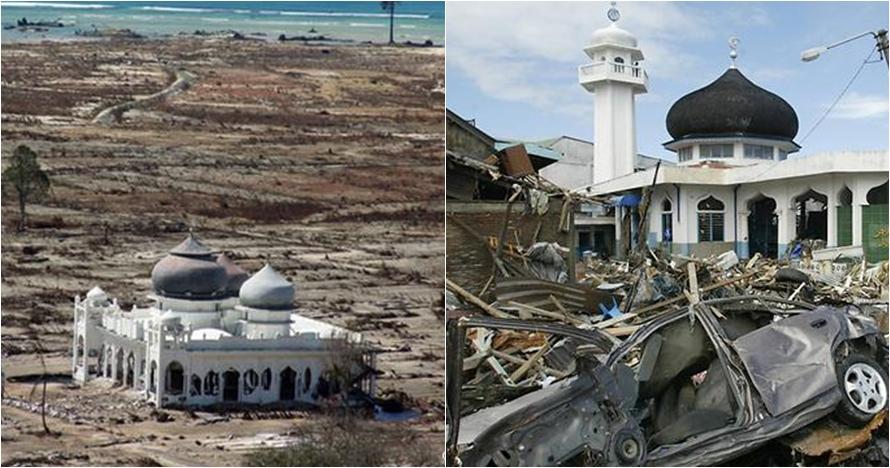 10 Tsunami dengan korban jiwa terbanyak dunia, dua di Indonesia